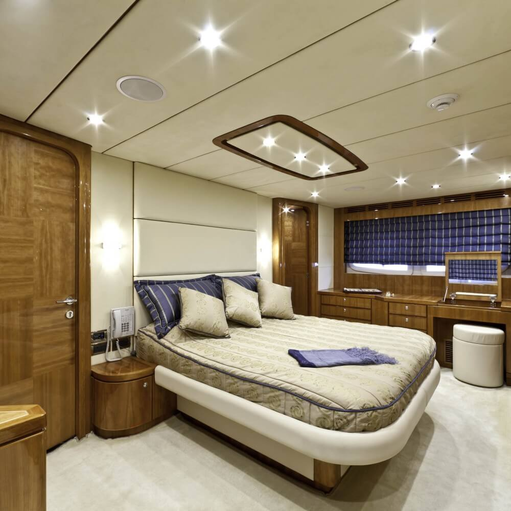 Master Cabin 1